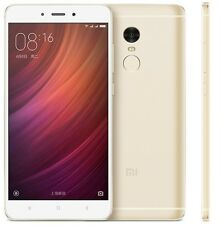 "Xiaomi Redmi Note 4 5.5"" 64GB 3GB RAM Unlocked Phone Gold UU"