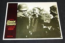 1968 Shock Troops Lobby Card 68/248 #2 Harry Saltzman (C-7)