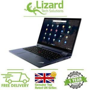 "Lenovo ThinkPad C13 Yoga Gen 1 13.3"" Ryzen 5 3500C 128GB 8GB 2-in-1 Blue Laptop"