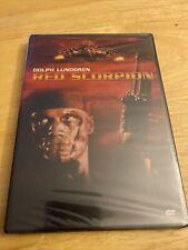 Red Scorpion DVD - Dolph Lundgren D4