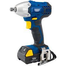 Draper Expert 1/2in Drive Cordless Impact Wrench 18 Volt 1 x 1.5Ah Li-Ion