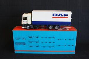 """Tekno DAF 95 380 A truck """"DAF"""" 1:50 (J&KvW)"""