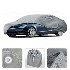 Car Cover for Mercedes C Class Outdoor Breathable Sun Dust Proof Protection