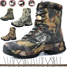 New Hunting Shoes Men Non Slip Waterproof Tactical Sport Camping Climbing Boots