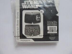 Disney Star Wars Boxershorts 2er Pack  Gr. XL