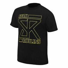 WWE SETH ROLLINS OFFICIAL NEW LICENSED AUTHENTIC ADULT MENS T-SHIRT X-LARGE