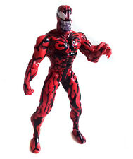 "Marvel Comics Universe SPIDERMAN 10"" tall CARNAGE toy action figure, venom"
