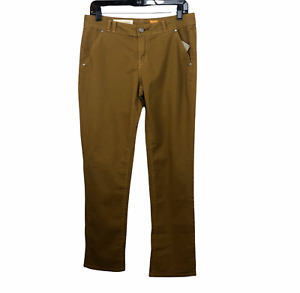 Anthropologie NWT Pilcro And The Letterpress Chino Pants Women's Sz 28