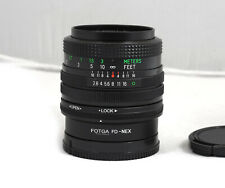 Vivitar Close Focusing 28mm f/2.8 Sony E-Mount Manual Wide Angle Lens A7 SAMPLES