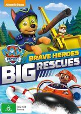 Paw Patrol - Brave Heroes, Big Rescue (DVD, 2016)