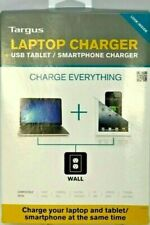 Targus Laptop Charger +USB Tablet/Smartphone charger APA32US BRAND NEW, SEALED