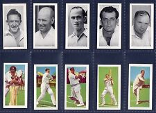 Kane 1956 CRICKETERS - 2 SETS 1st & 2nd Series