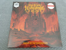 NECROPHOBIC: Mark of the Necrogramm CLEAR DELUXE Vinyl LP, lim. 200 Dissection