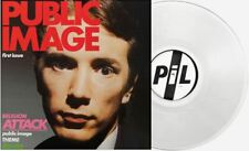 Public Image Limited (First Issue) Exclusive Limited Edition Clear Color Vinyl