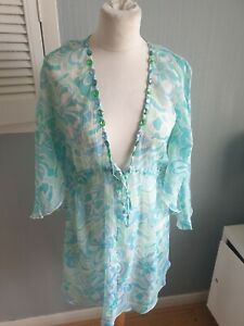 Ladies Beach Cover Up Size  M/12