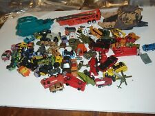 Vintage Micro Machines Cars Lot of Miniature Small Plastic Vehicles Galoob/Other