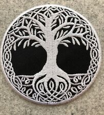 Tree of Life Iron On Patch Yggdrasil 3� Free 2-3 day Ship, from Usa Best Quality