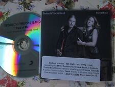 Tedeschi Trucks Band ‎– Part Of Me Sony Music – Masterworks UK  Promo CD Single