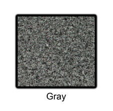 Boat Marine Grade Bass Pontoon Cut Pile Carpet 20 oz 8' x 18' - Gray