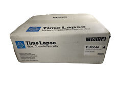 Pelco Time Lapse Video Recorder Tlr3040 New In Box 24 Hour Real Time