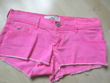 Hollister Cotton Blend Hot Pants Low Rise Shorts for Women