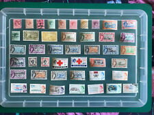 Bahamas Stamps unchecked collection. Mint/Used