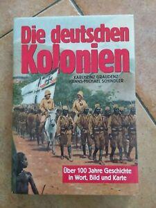 """Graudenz/Schindler """"Die deutschen Kolonien"""""""