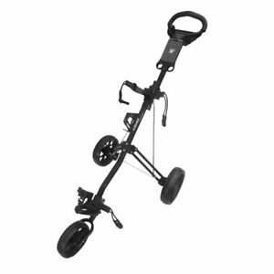 New Solaris 3-Wheel Push Cart