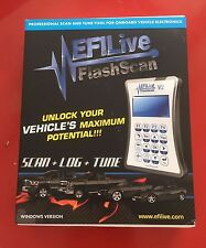 EFI Live FlashScan V2 For GM & Dodge Cummins FS2-03 Tuning Package