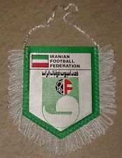 Fussball Wimpel Nationalteam Iran IFF Nationalmannschaft