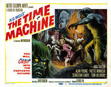 "The Time Machine 1960 Lobby Card Replica Photo Print 14 x 11"""