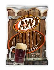 Kenny's Juicy A&W Root Beer Twist - Soda Flavored Licorice Candy - 5 Oz - 1 Bag