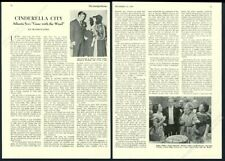 1939 GWTW Gone With The Wind movie Vivien Leigh Martha Mitchell photo article