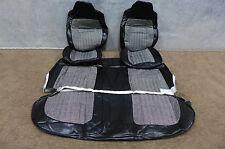 HOLDEN TORANA LH L34 00 INTERIOR SEAT SKIN COVERS HERRINGBONE