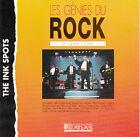 CD 12T COLLECTOR THE INK SPOTS IF I DIDN'T CARE LES GENIES DE ROCK EDIT. ATLAS