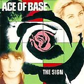 Ace of Base - The Sign (CD, BMG, Arista) All That She Wants, Happy Nation