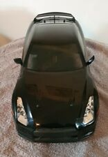 Vaterra RC Touring Car 1:10 Scale. Lipo Battery. Nissan GT body. + Transmitter