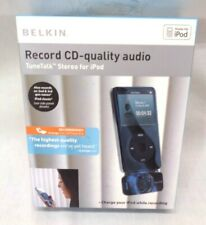 Belkin Record CD-quality audio Tune Talk Stereo for Ipod Classic