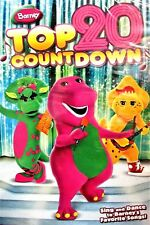 Barney - Barneys Top 20 Countdown New DVD, 20 Great Songs Sing ,I love You, TV