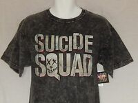 NEW Suicide Squad movie T-Shirt DC Comics Batman Harley Quinn Joker Mens S M 2XL