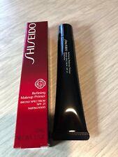 Shiseido Refining Primer Makeup SPF21 30ml NIB