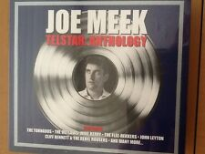 JOE. MEEK.   3 CDs.    TELSTAR.    ANTHOLOGY.