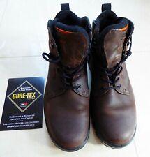 Ecco Track IV High GTX Boots Gore-Tex Outdoor Stiefel  Größe 44 - braun