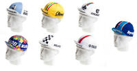 Retro Italian Made Pro Team Men Road Cycling Cotton Caps Vintage - Fixed Gear