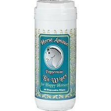 Horse Armour Horse Bit Wipes - Peppermint - #2581