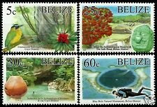 BELIZE, NATIONAL PARK, ARCHAEOLOGICAL RESERVES AND NATURAL MONUMENT