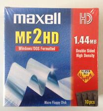 Maxell Diskette 8 9 Cm (3 5 Zoll) 10er
