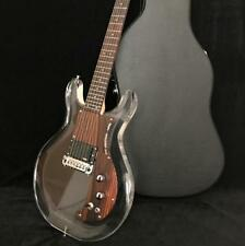 Custom Shop Dan Electric Guitar Acrylic Body Rosewood Pickguard Acrylic Body