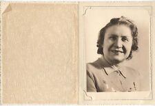 Fotografia LIANA AVOGADRO soprano anni 30/40 Torino Opera lirica photo Grappelli