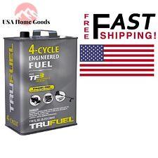 TRUFUEL 110 oz 4-Cycle Fuel (4-Pcs) Ethanol-Free Powered Equipment Premixed Gas